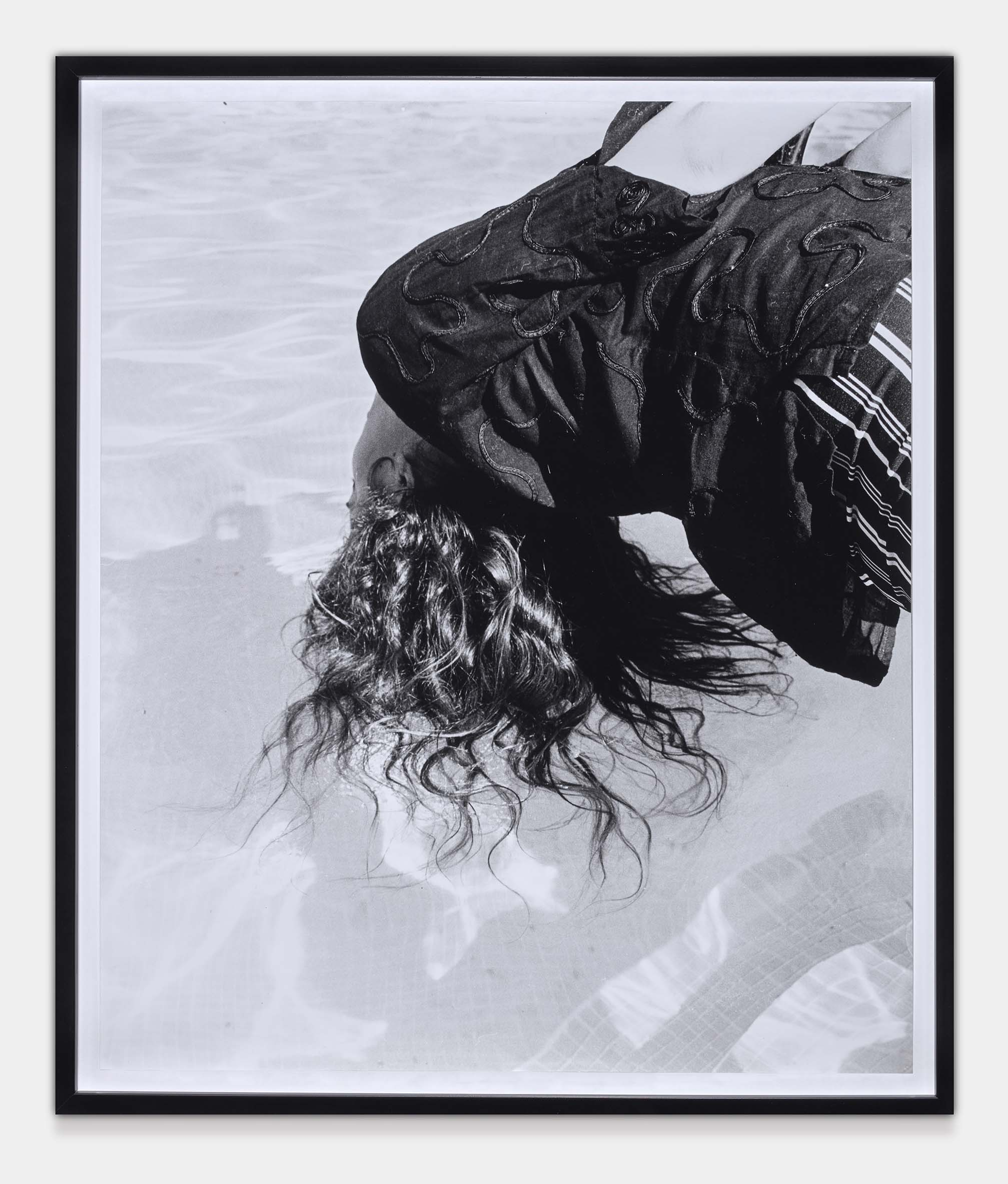 Hair in Pool