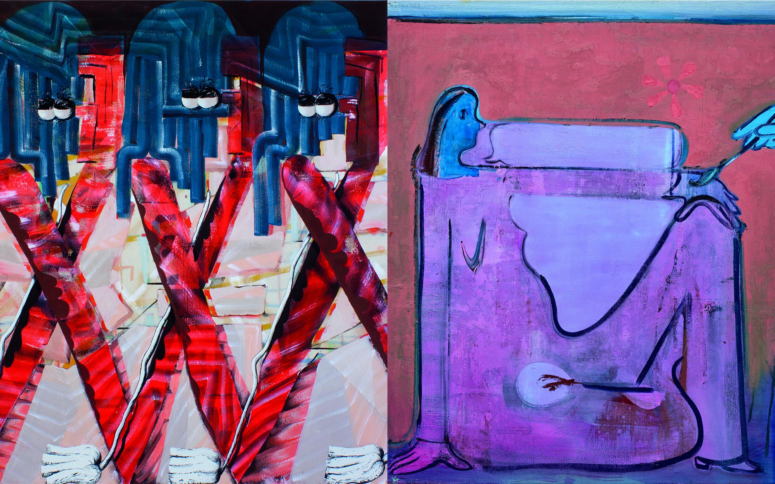 La Razón: 'El arte neoyorkino se instala en el centro de la capital'