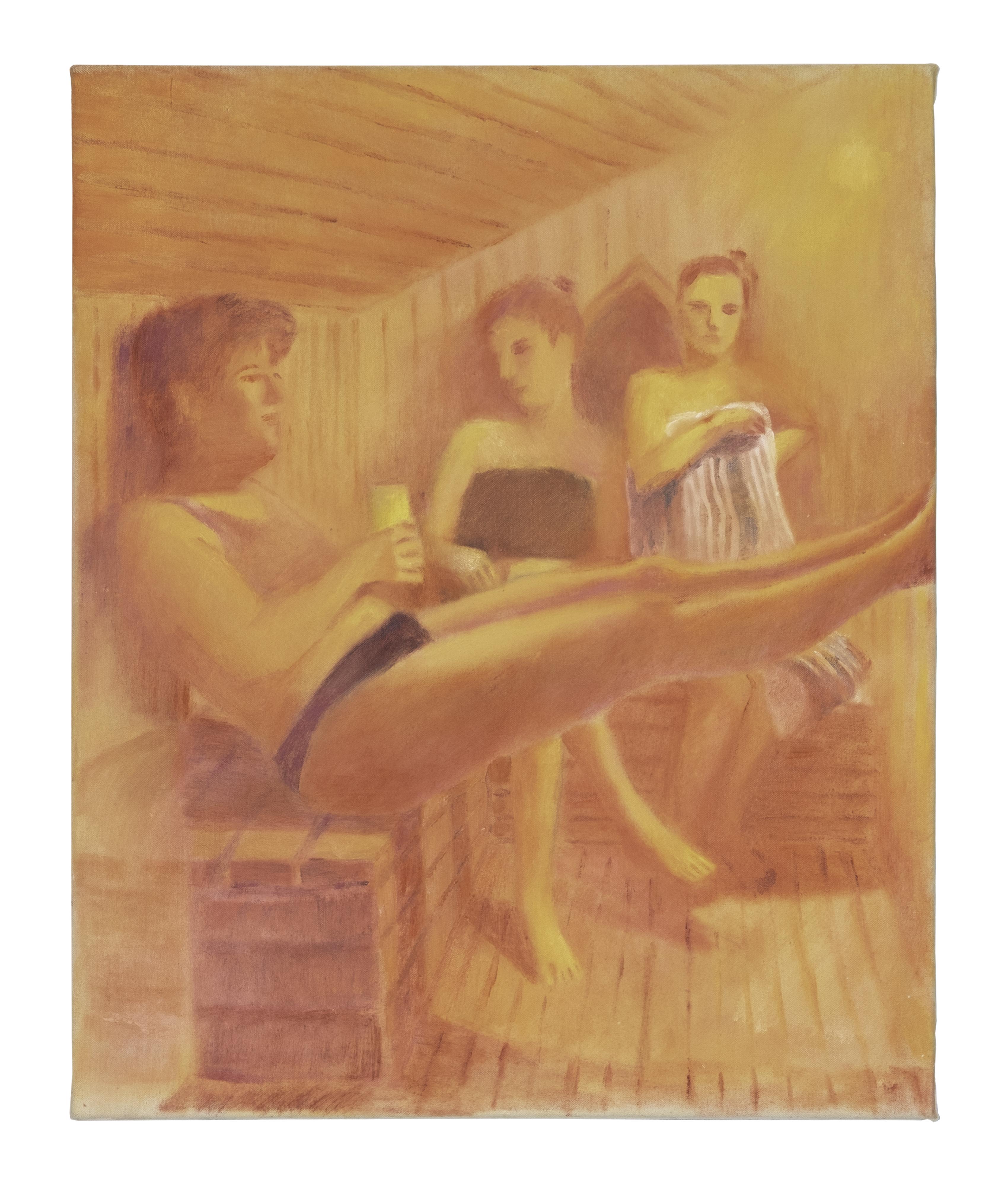 Gabriela, Julia & Donne (Three Graces) 2
