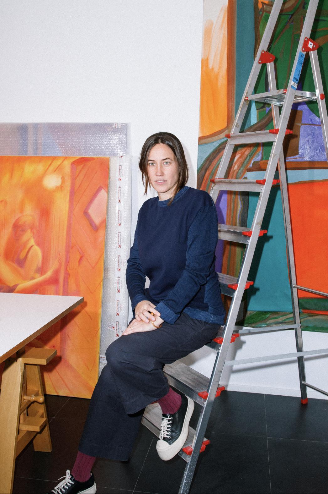 AD: 'Valeria Aresti y su galería Fahrenheit de Nueva York a Madrid'