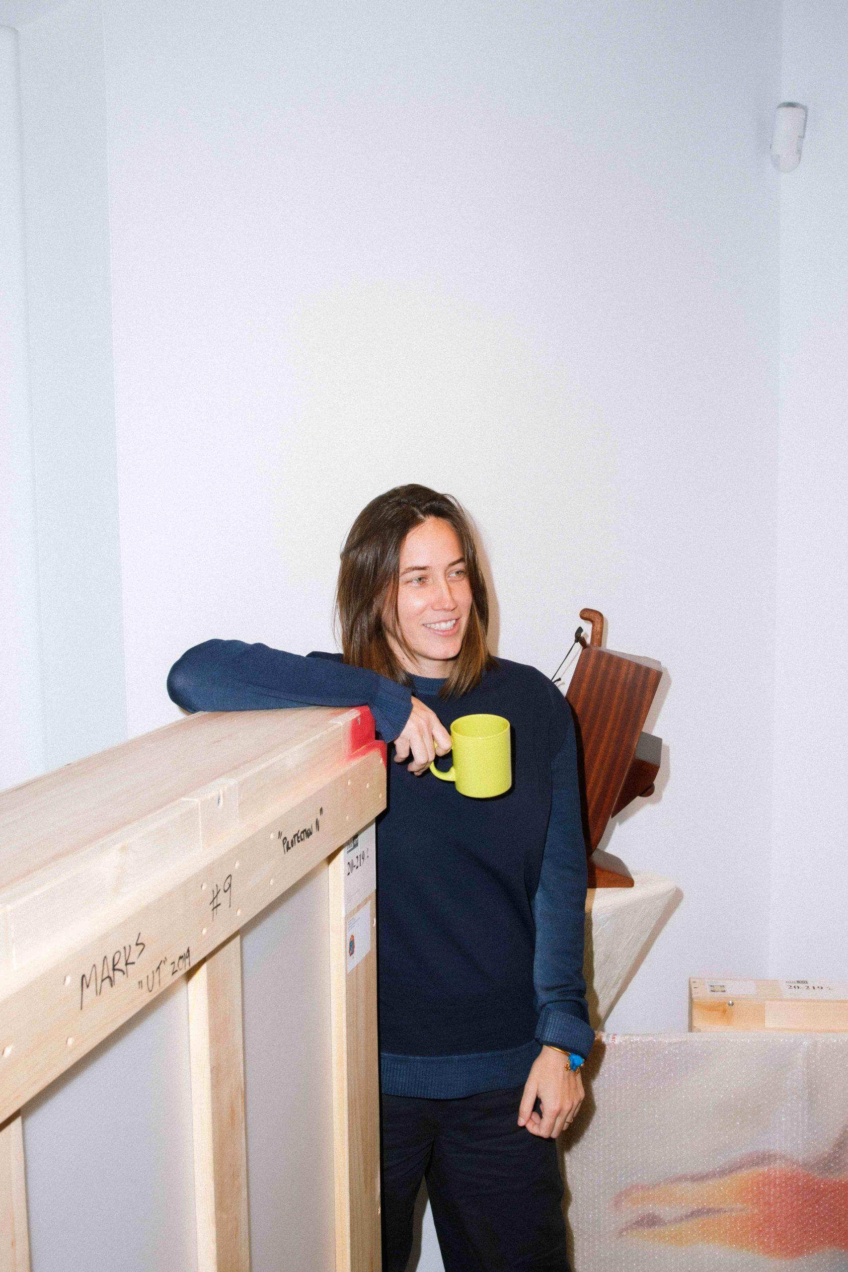 Vanity Fair: 'Valeria Aresti, de Matemática a Galerista: Hablamos con el Nuevo Rostro del Arte en Madrid'